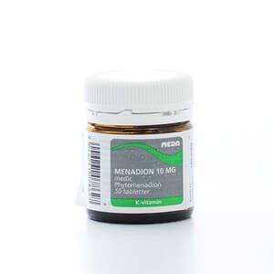 "Menadion ""medic"" 10 mg"