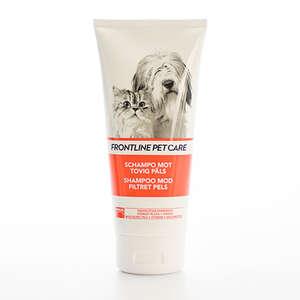 Frontline Shampoo Filtret Pels