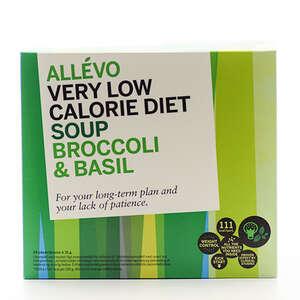 Allevo Soup Broccoli+Basil