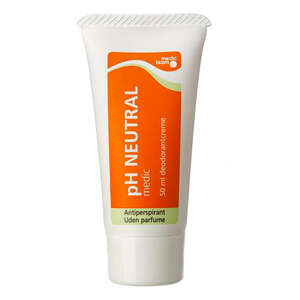 Ph neutral antipersp.creme u/p