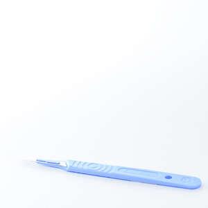 Sabre skalpel steril E/11