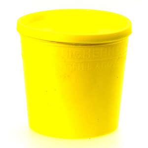 Kanylebeh. 1,5 l gul/gul låg
