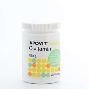 Apovit C-vitamin 80  mg