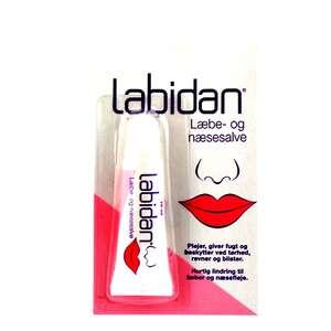 Labidan næse og læbe salve
