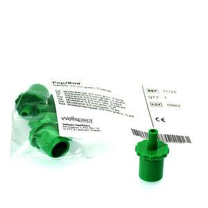 PEP modstande 3,5 mm GRØN