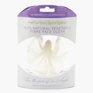 Konjac Angel Cloth Hvid