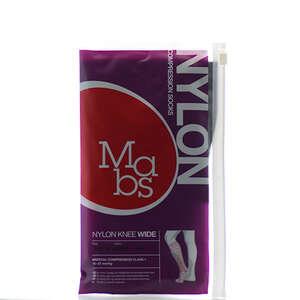 Mabs Nylon Knee Wide black M