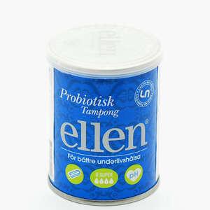 Ellen Probiotisk tampon super