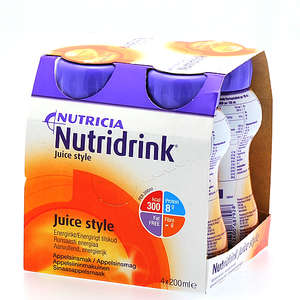 Nutridrink Juice Style Orange