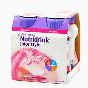 Nutridrink Juice Style Jordbær