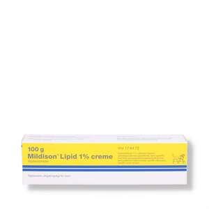 Mildison Lipid 10 mg/g