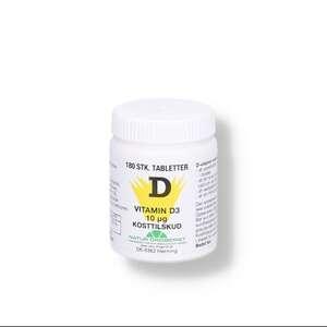 D3 vitamin 400 ie 10 µg
