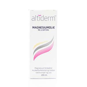 Altiderm Magnesiumolie Spray