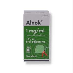 Alnok 1 mg/ml