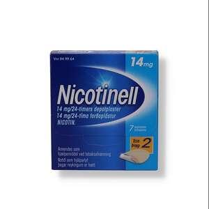Nicotinell 14 mg/24 timer
