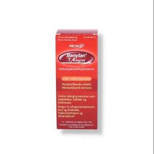 Benylan oral opl. 1,4 mg/ml