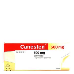 Canesten vag 500 mg
