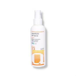 Apotekets Sol Spray SPF15
