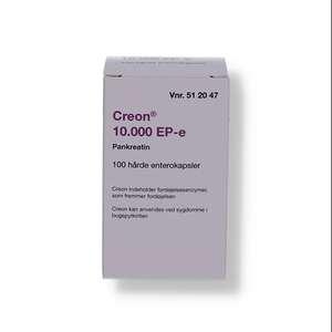 Creon Lipase 10.000 EP-e