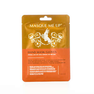 Masque Me Up Hand Mask Gloves
