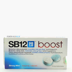 SB12 Boost Strong Mint