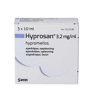 Hyprosan 3,2 mg/ml
