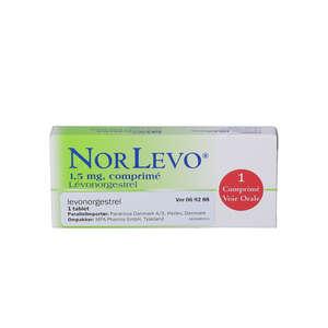 NorLevo 1,5 mg