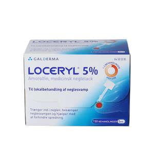 Loceryl 5 %