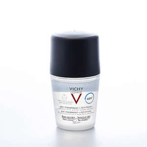 Vichy Homme Anti-trace Antiperspirant Deo Roll-o