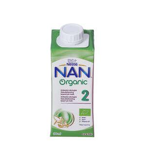 NAN Organic 2 Drikkeklar