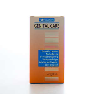 Diafarm Genital Care Forhudsrens