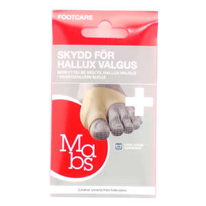 Mabs Beskyttelse til Hallux Valgus