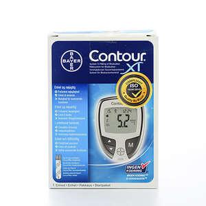 Bayer Contour XT Blodsukkerapparat