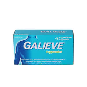 Galieve Peppermint 250+133,5+8