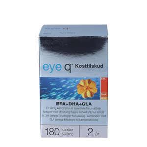 Eye Q Kapsler (180 stk)