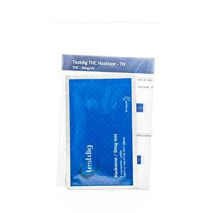 Testdig THC Hashtest - TH