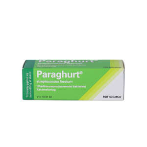 Paraghurt 100 stk