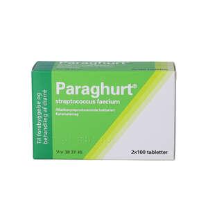 Paraghurt 2*100 stk