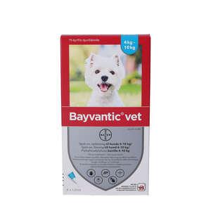 Bayvantic Vet. Opløsning Hunde 4-10 kg
