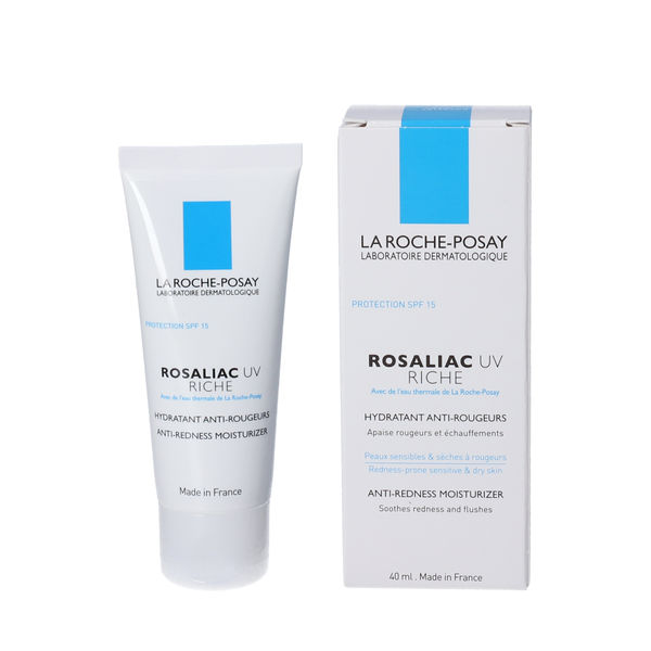La Roche-Posay Rosaliac UV Riche SPF 15 (40 ml)