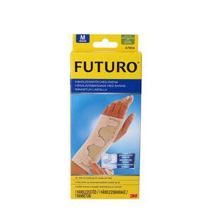 Futuro Core Håndledsbandage m. skinne (M)