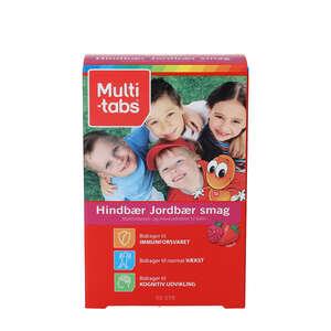 Multi-tabs tyggetabletter