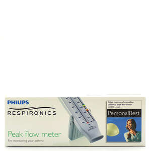 Respironics PersonalBest Peak-Flow meter