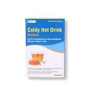 Coldy Hot Drink Havtorn
