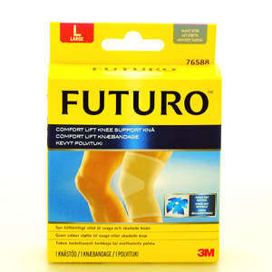 Futuro Comfort Lift Knæbandage (L)