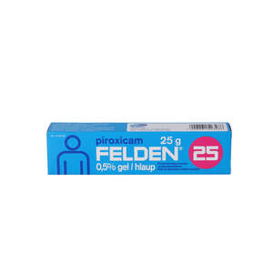 Felden gel 0,5% 25 g