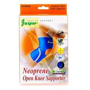Jasper Neopren Knæbandage med hul (XL)