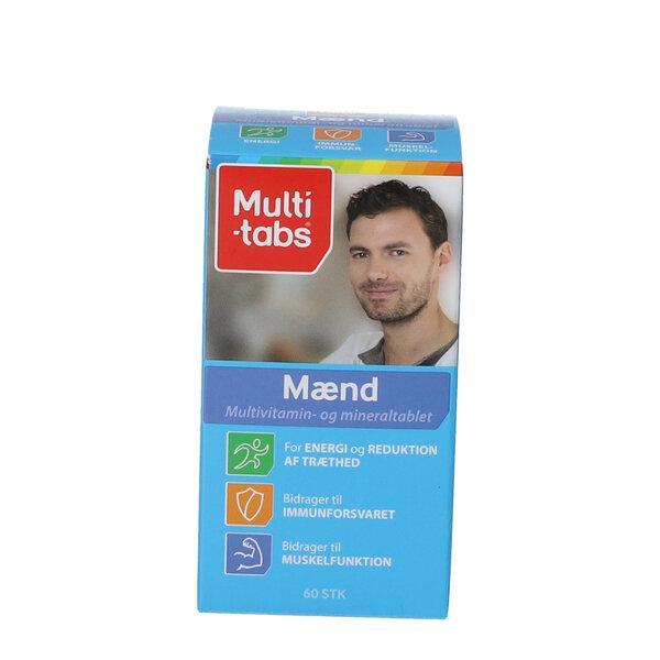 Multi-tabs Mænd tabletter
