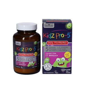 Kidz Pro-5 Mælkesyrebakterier