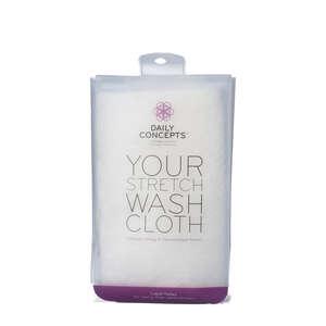 Your Stretch Wash Cloth